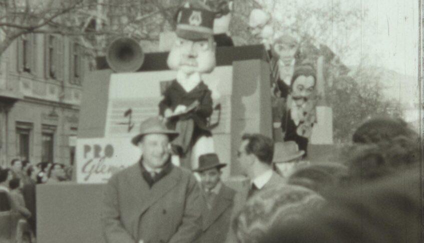 Carnevale goriziano 1955-1956